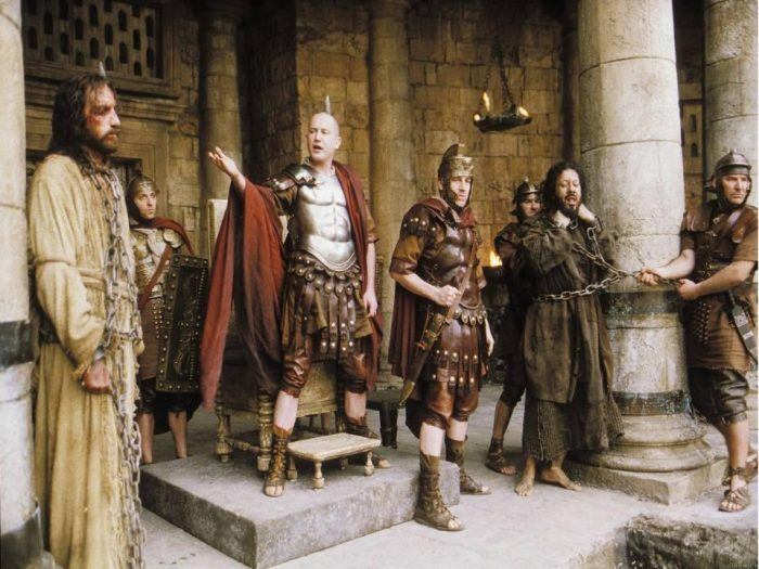JÉzus vagy Barabás