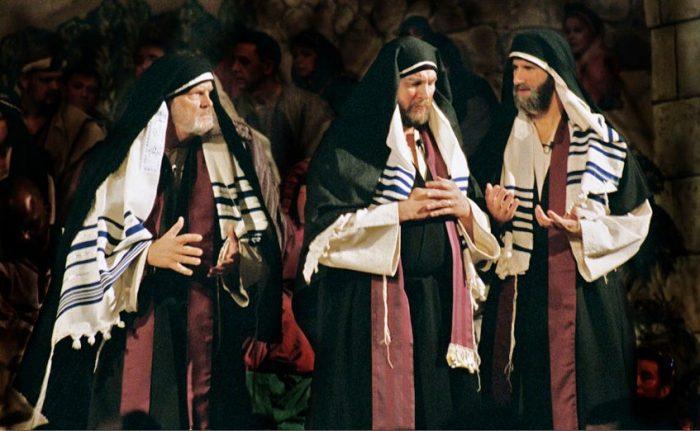 zsidó főpapok
